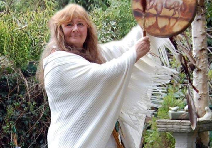 Theresa Whitebuffalowoman - Singer, Composer, Musician and Teacher